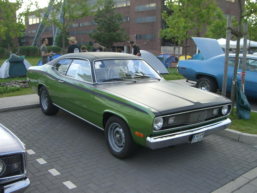 The Car: 1972 Plymouth Duster